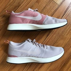 Nike Shoes - Nike blush colored sneakers